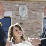 Colorado's Polis weds his long-time partner in the first gay marriage for a sitting governor