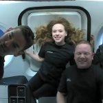 SpaceX tourists splash down in Atlantic after trailblazing trip into orbit