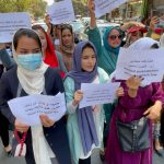 Taliban-run Kabul city government to female workers: Stay home